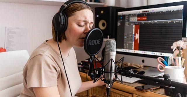 British Female Voiceover Artist